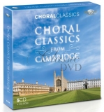 CHORAL CLASSICS: Choral Classics from Cambridge (5CD)