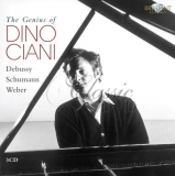 DINO CIANI: The genius of Dino Ciani (3CD)