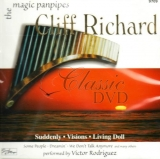 MAGIC PANPIPES: Cliff Richard (Instrumentální) (CD)