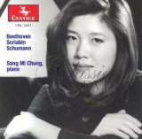 BEETHOVEN / SCRIABIN / SCHUMANN - Piano works (CD)
