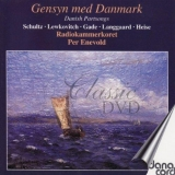 SCHULTZ-LEWKOVITCH-GADE: Danish Partsongs (CD)