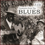 BLUES: Treasures From The Blues - DÁRKOVÁ EDICE (5CD)