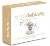 DEBUSSY,C.: The Best Of - DÁRKOVÁ EDICE (4CD)