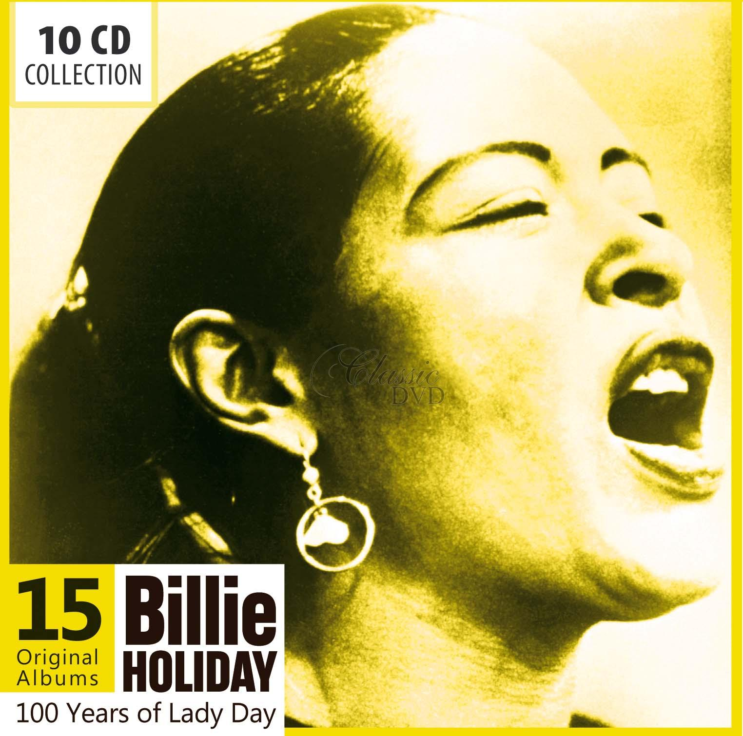 Billie Holiday - 100 Years of Lady Day (10CD)