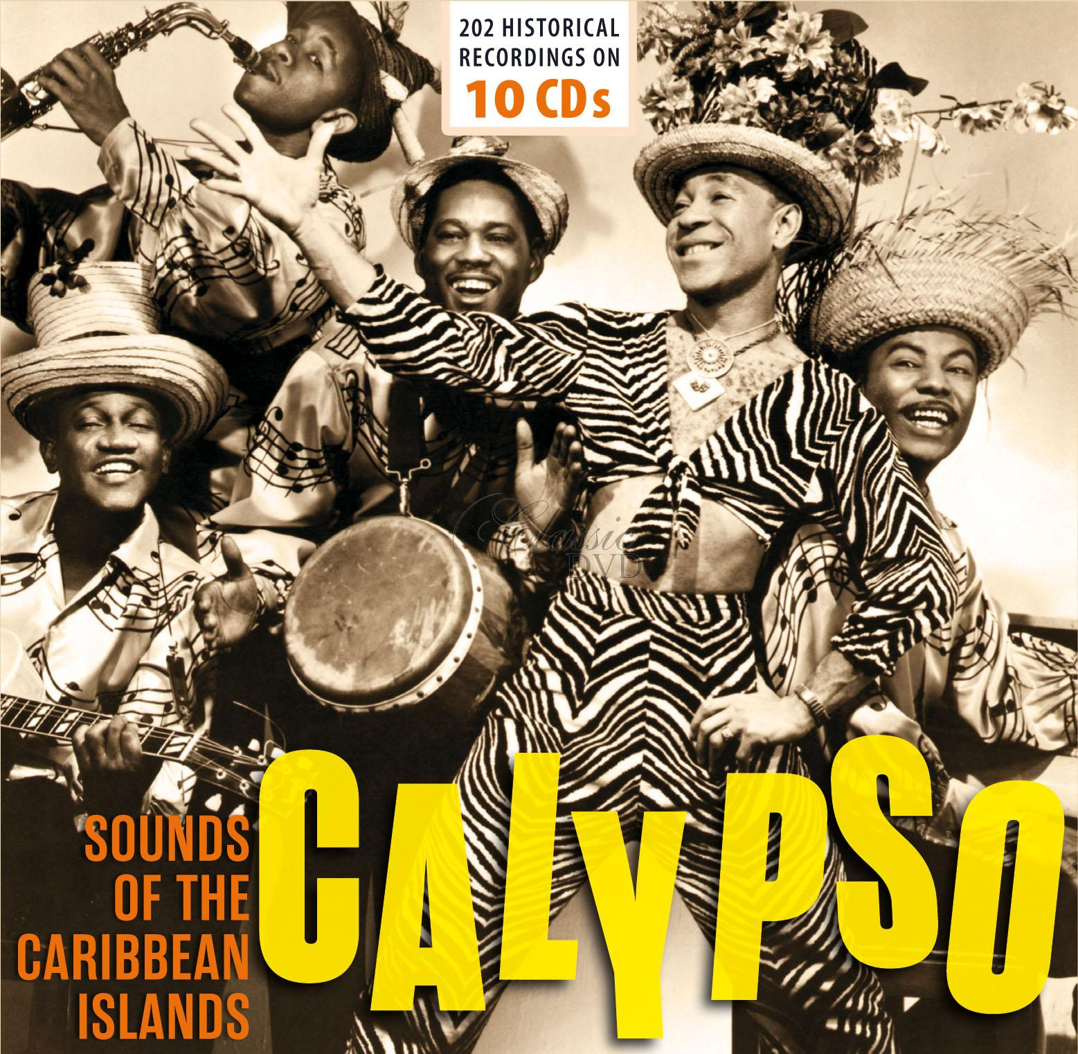 Calypso - Sounds Of The Caribbean Islands (10CD)