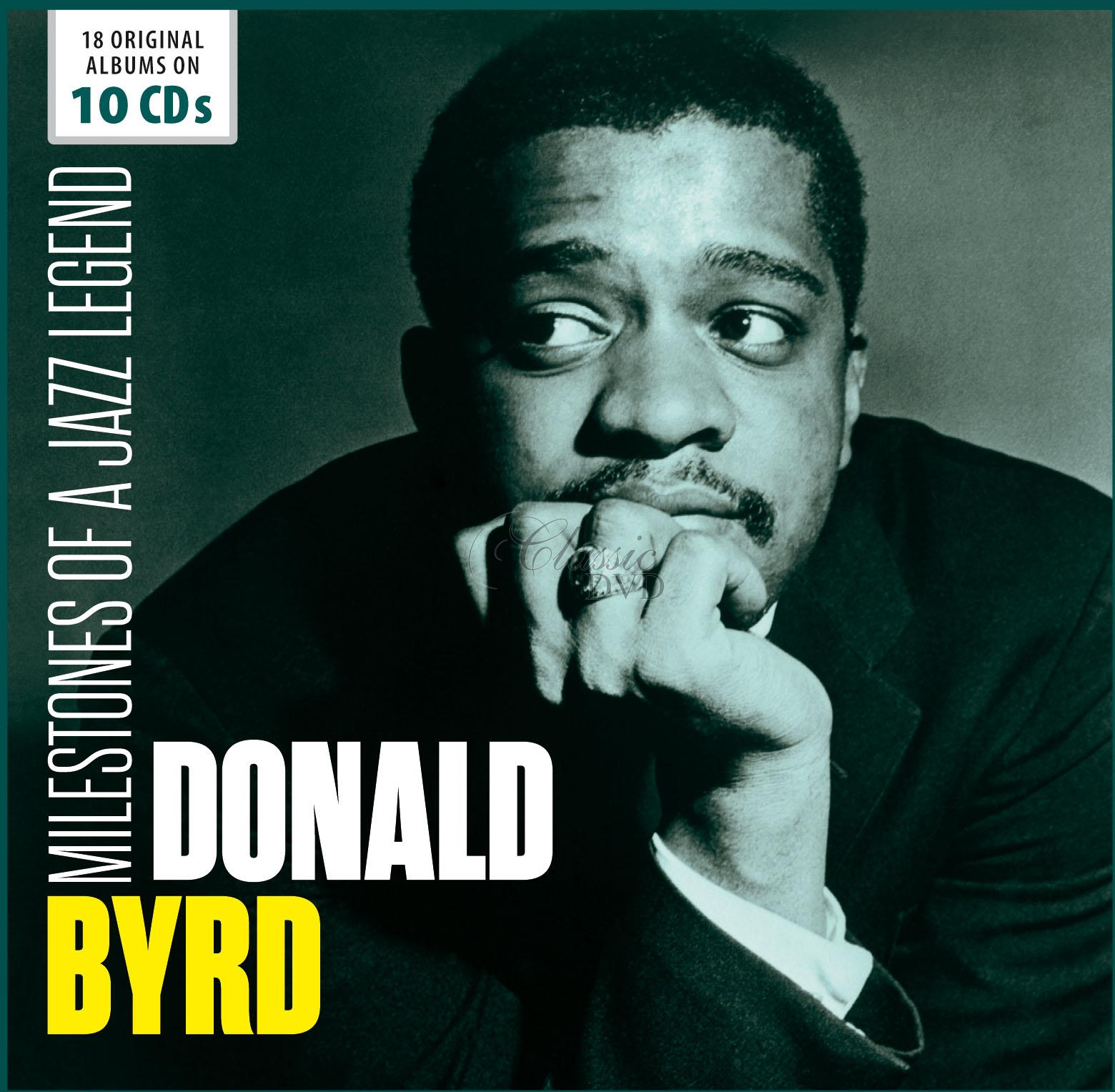 Byrd, Donald - Milestones Of A Jazz Legend (10CD)