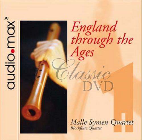 ENGLAND THROUGH THE AGES (CD)