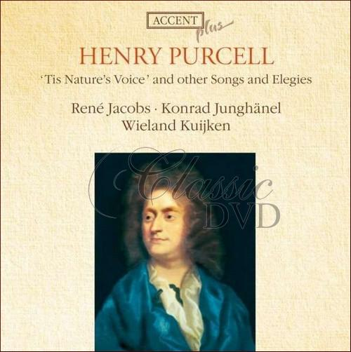 PURCELL,H.: is Natures Voice and other Songs and Elegies (CD)