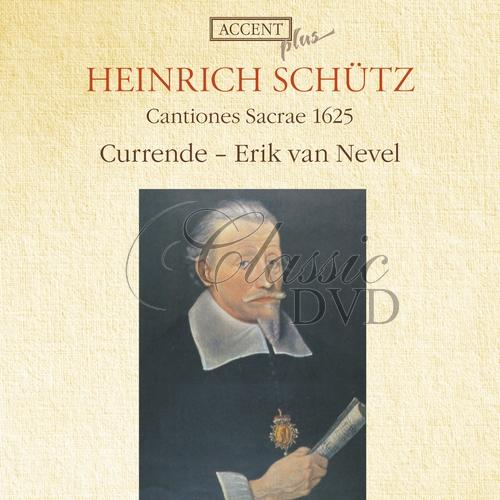 SCHÜTZ,H.: Cantiones Sacrae 1625 (Ensemble Currende) (CD)