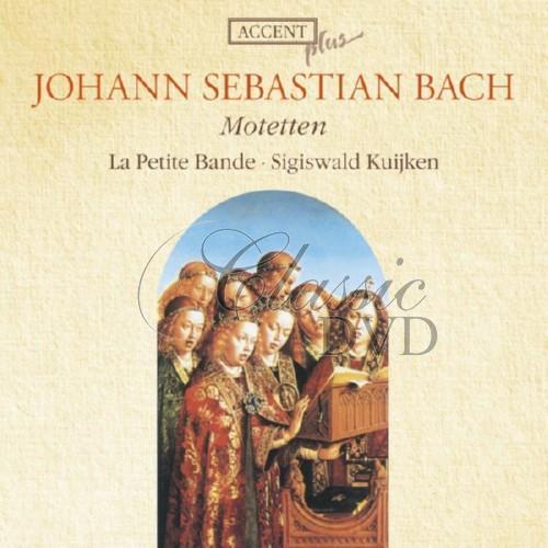 BACH,J.S.: Motets BWV 225-230 (CD)