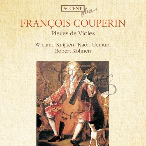 COUPERIN,F.: Pieces de Violes (CD)