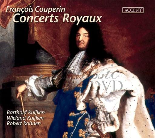 COUPERIN,F.: Concerts Royaux (CD)