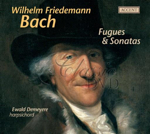 BACH,W.F.: Fugues & Sonatas (CD)