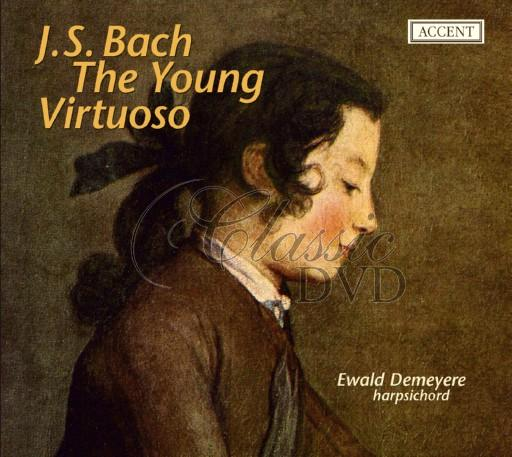 BACH,J.S.: The young virtuoso (Demeyere) (CD)