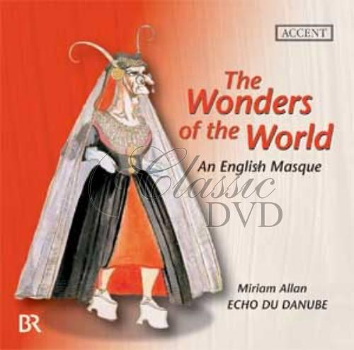 BRADE-JOHNSON-MORLEY-DOWLAND: An English Masque (SACD)
