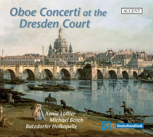 OBOE CONCERTI: At the Dresden Court (CD)