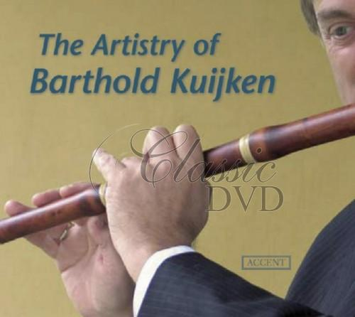 TELEMANN-COUPERIN-BACH: Artistry of Barthold Kuijken (CD)