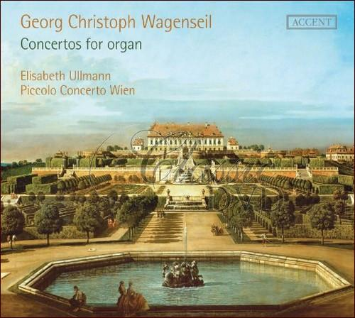 WAGENSEIL GEORG CHRISTOPH - Concertos For Organ (CD)