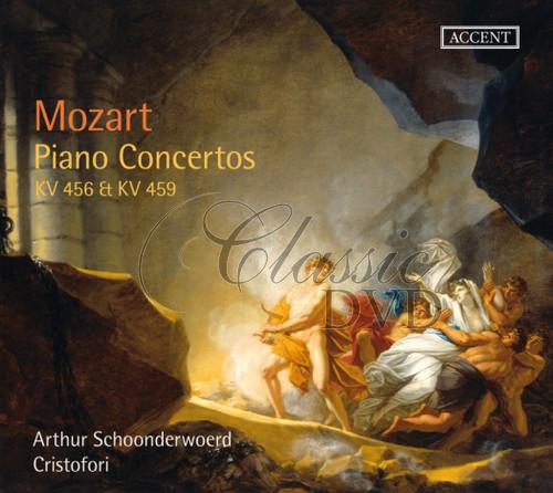 MOZART,W.A.: Piano concertos vol 2 KV 456 & KV 459 (CD)