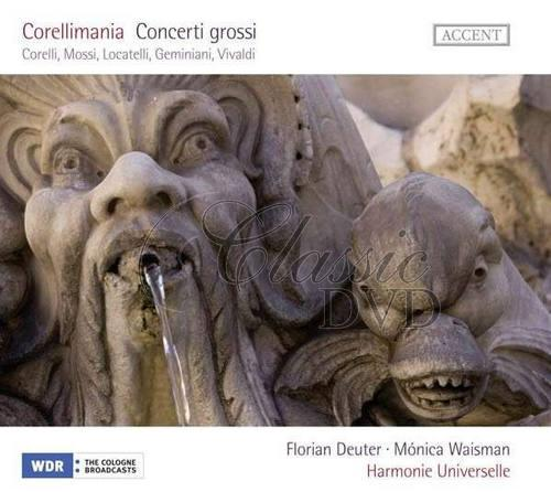 Corellimania - Concerti grossi (CD)