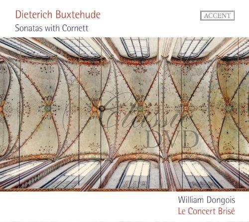 Buxtehude: Sonatas with Cornett (CD)