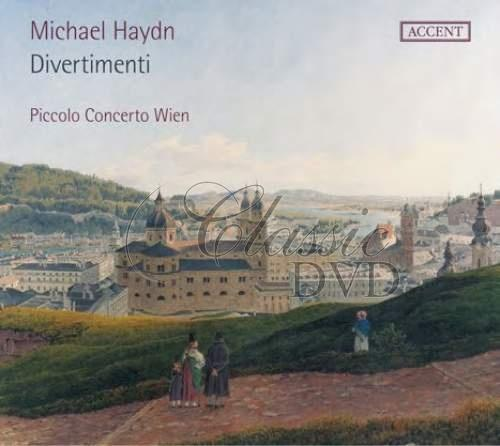 Michael Haydn: Divertimenti (CD)