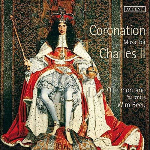 Coronation Music for Charles II (CD)