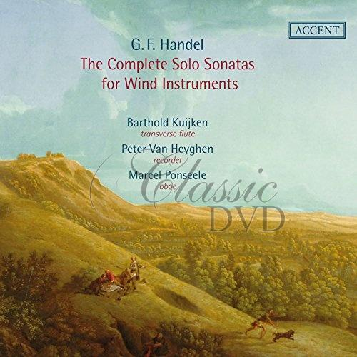 Handel: Complete Solo Sonatas for Winds (2CD)