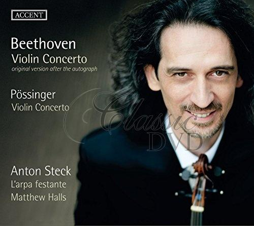 Beethoven & Possinger: Violin Concertos (CD)