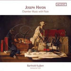 Haydn: Chamber Music with Flute (6CD)