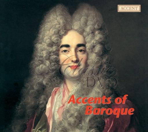 GRAUPNER-BACH-MARCELLO: Accents of Baroque (CD)