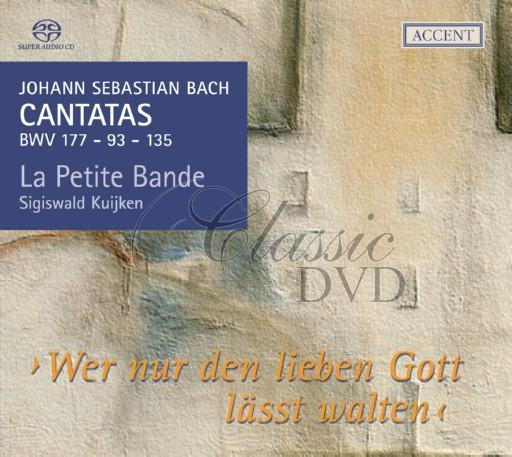 BACH,J.S.: Cantatas for the liturgical year, Vol.02 (SACD)