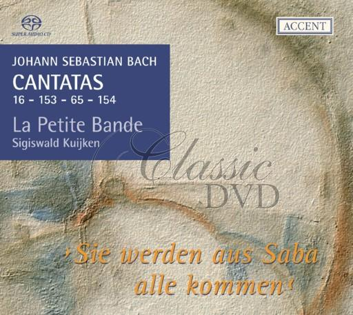 BACH,J.S.: Cantatas for the liturgical year, Vol.04 (SACD)