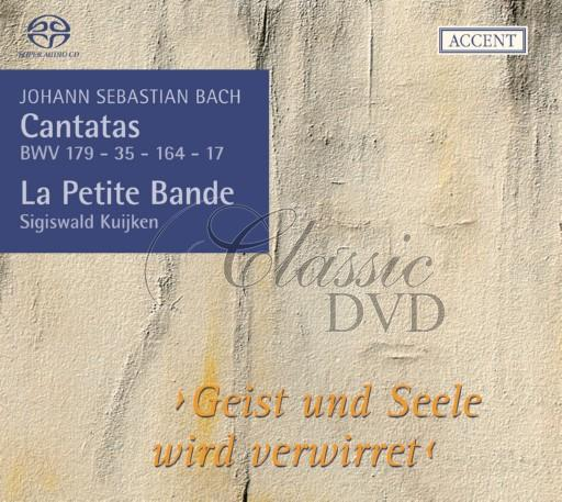 BACH,J.S.: Cantatas for the liturgical year, Vol.05 (SACD)