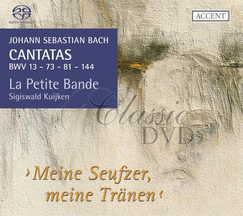 BACH,J.S.: Cantatas for the liturgical year, Vol.08 (SACD)