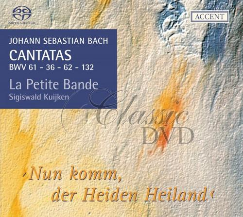 BACH,J.S.: Cantatas for the liturgical year, Vol.09 (SACD)