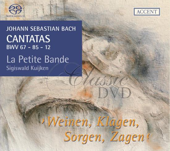 BACH,J.S.: Cantatas for the liturgical year, Vol.11 (SACD)