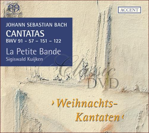 BACH,J.S.: Cantatas for the liturgical year, Vol.14 (SACD)
