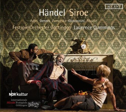Handel: Siroe, King of Persia, HWV24 (3CD)