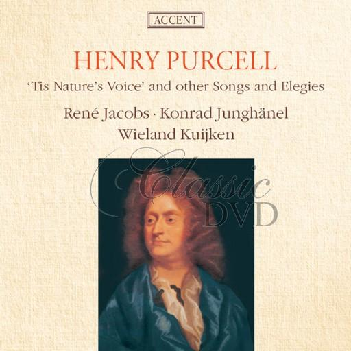 PURCELL,H.: Songs and Elegies (CD)