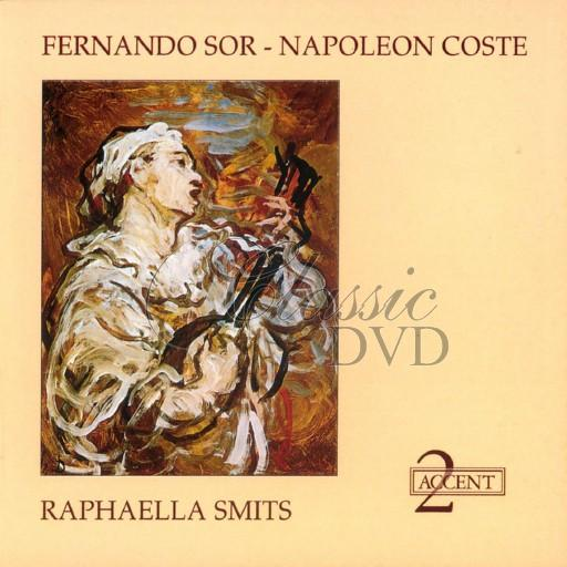 SOR-COSTE: Guitar music. Raphaella Smits (CD)