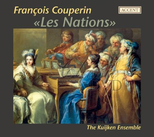 COUPERIN,F.: Les Nations (2CD)