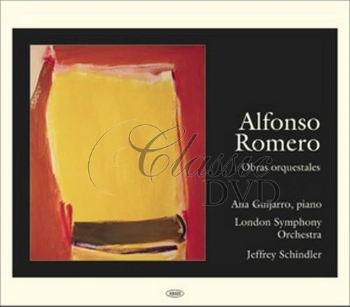 ROMERO,A.: Orchestral works (CD)