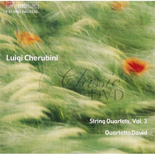 Cherubini - String Quartets, Vol.3 (CD)