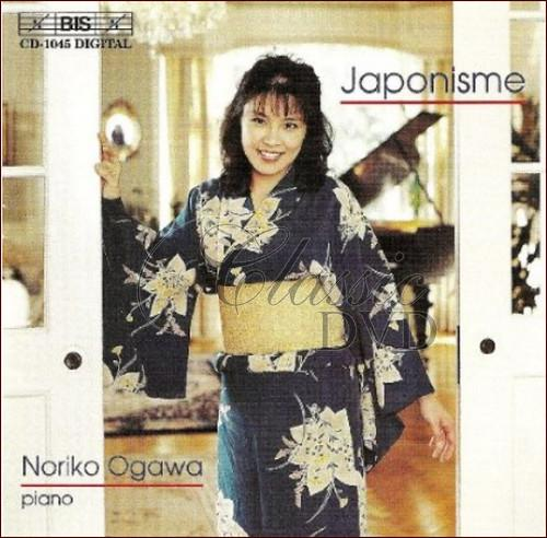Japonisme - Piano music (CD)
