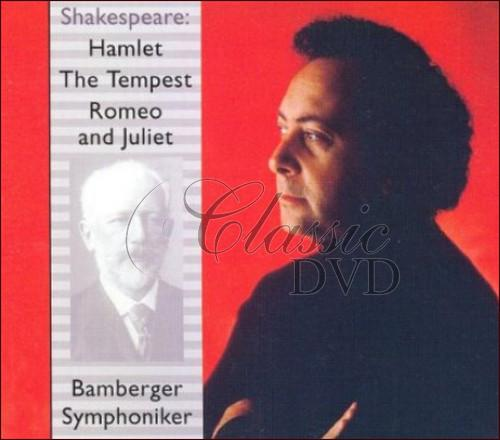 Serebrier conducts Tchaikovsky: Shakespeare (CD)