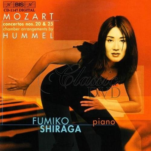 MOZART,W.A.: Piano Concertos Nos. 20 and 25 (CD)