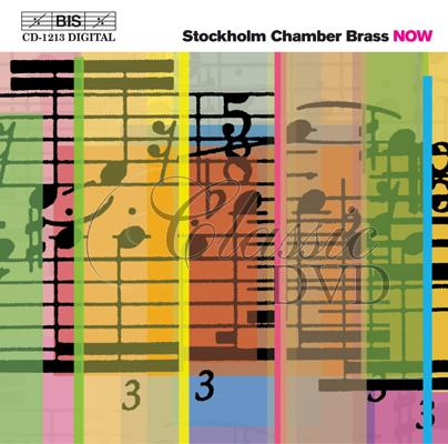 Stockholm Chamber Brass NOW (CD)
