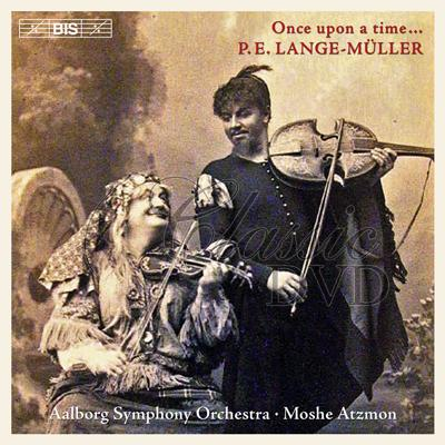 Lange-Müller - Once upon a time... Theatre music (CD)