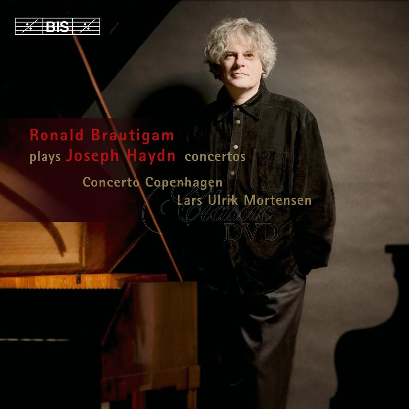 Ronald Brautigam plays Joseph Haydn Concertos (CD)